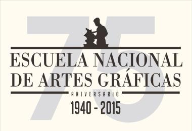 Escuela Nacional de Artes Gráficas cumple 75 años