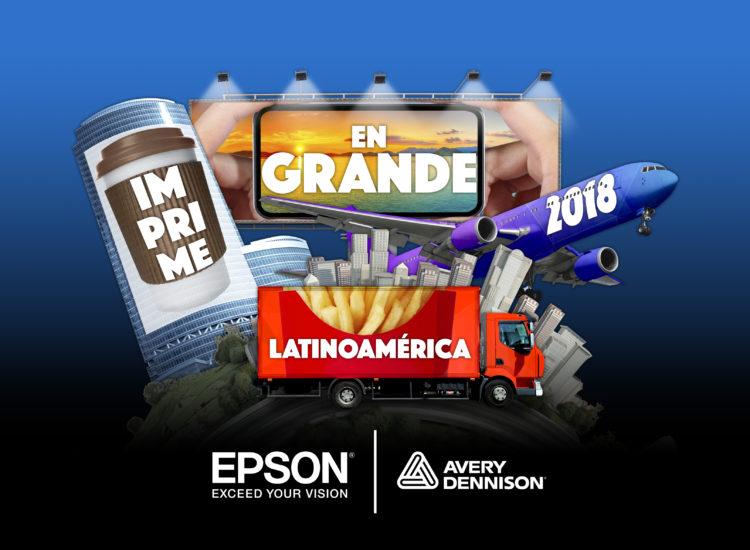 Epson anuncia concurso «Imprimir en grande»